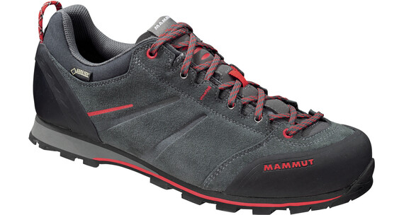 Mammut M's Wall Guide Low GTX Shoes graphite-inferno